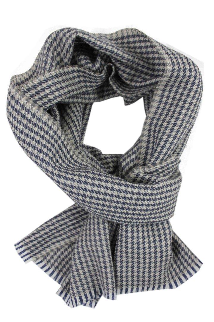 eleganter schal mit two tone muster webschal winterschal - Schal Muster